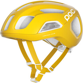 POC Ventral Air Spin Fietshelm, sulphite yellow matt